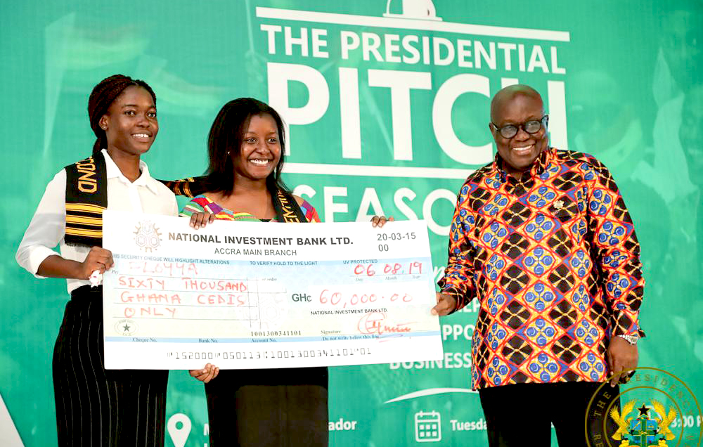 2019 Presidential Pitch Competition