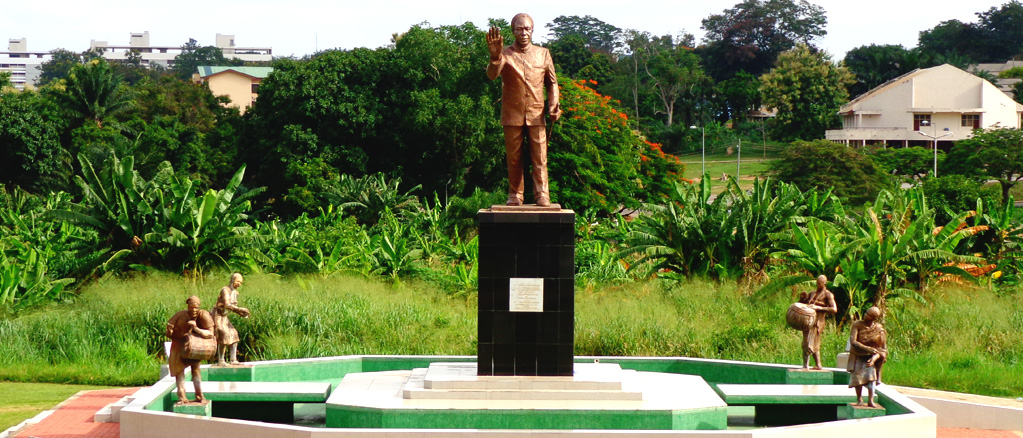 Image of Statue of Kwame Nkrumah